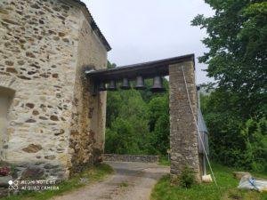 Leg  de Madame MAURY-BACQUIE à la commune  pour la rénovation de l'église de Liers.